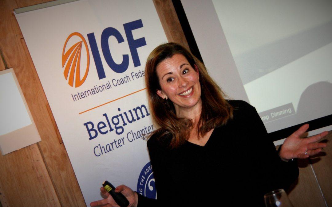 Recensie 'Leef Droom Doe' voordracht voor ICF Belgium
