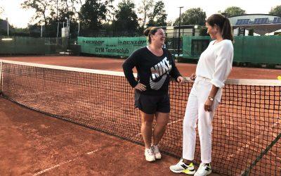 In E-Zinvol N°5 praat ex-tennisster Nancy Feber over de waarde van vertrouwen