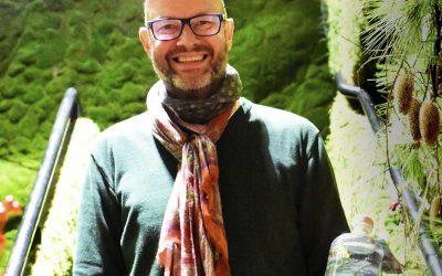 Bloembinder en ginmaker David Sels aan het woord in E-Zinvol N°2