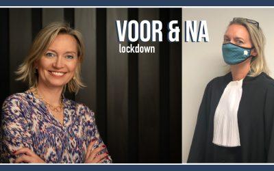 Voor & na lockdown: ondernemende advocaat Claudia Van de Velde