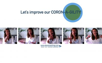 Invite: Let's exchange our VUCA filosophy to gain CORON-A-GILITY